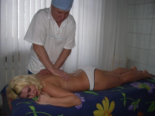 Мануальная терапия на российской